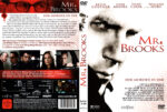 Mr. Brooks (2008) R2 GERMAN DVD Cover