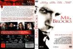 Mr. Brooks (2008) R2 GERMAN DVD Cover