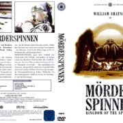 Mörderspinnen (1977) R2 GERMAN DVD Cover