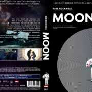 Moon (2009) R2 GERMAN DVD Cover