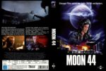 Moon 44 (1990) R2 GERMAN DVD Cover