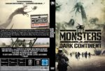 Monsters: Dark Continent (2014) R2 GERMEN Custom DVD Cover