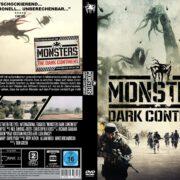 Monsters: Dark Continent (2014) R2 GERMEN Custom DVD Cover