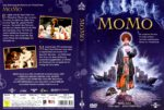 Momo (1986) R2 GERMAN DVD Cover