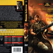 Missing in Action (1984) R2 GERMAN DVD Cover