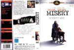 Misery (1990) R2 GERMAN DVD Cover