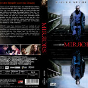 Mirrors (2007) R2 GERMAN Custom DVD Cover