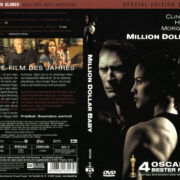 Million Dollar Baby (2004) R2 GERMAN DVD Cover