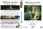 Melancholia (2011) R2 GERMAN Custom DVD Cover