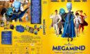 Megamind (2010) R2 GERMAN Custom DVD Cover