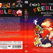 Meet the Feebles (1989) R2 GERMAN DVD Cover