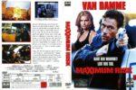 Maximum Risk (1996) R2 GERMAN DVD Cover