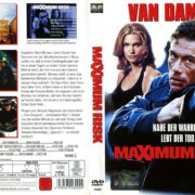 Maximum Risk (1996) R2 GERMAN DVD Cover