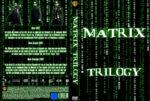Matrix Trilogy (2003) R2 GERMAN Custom DVD Cover