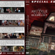 The Amityville Horror Quadrilogy (1982-2005) R1 Custom Cover
