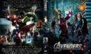 The Avengers (2012) R2 GERMAN Custom DVD Cover