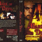 Hexen bis aufs Blut gequält – Mark of the Devil (1970) R2 GERMAN DVD Cover