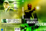 Man on Fire – Mann unter Feuer (2004) R2 GERMAN Custom DVD Cover
