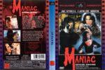 Maniac (1980) R2 GERMAN DVD Cover