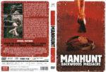 Manhunt Backwoods Massacre (2008) R2 GERMAN DVD Cover