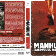 Manhunt Backwoods Massacre (2008) R2 GERMAN DVD Cover