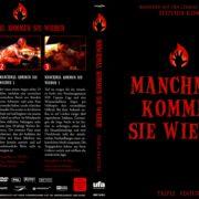 Manchmal kommen sie wieder 1-3 (Trilogie) (1998) R2 GERMAN Custom DVD Cover