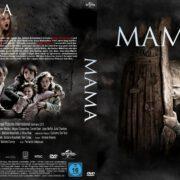 Mama (2013) R2 GERMAN Custom DVD Cover