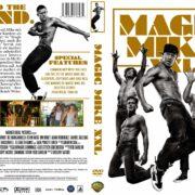 Magic Mike XXL (2015) R2 GERMAN Custom DVD Cover