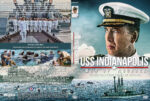 USS Indianapolis: Men of Courage (2016) R1 Custom V3 Cover