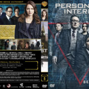 Person of Interest – Season 5 (part of a spanning spine set) (2016) R1 Custom Cover & Labels