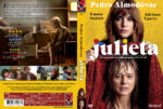 Julieta (2016) R2 Swedish Custom DVD Cover + label