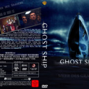 Ghost Ship – Meer des Grauens (2002) R2 German Custom Cover & Label