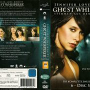 Ghost Whisperer Staffel 2 (2006) R2 German Cover & Labels