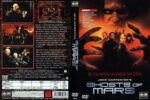 Ghosts of Mars (2001) R2 German Cover & Custom Label