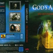 Gods Army 4 - Die Offenbarung (2005) R2 German Cover & Label
