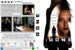 Gone (2012) R2 German Custom Cover & Label