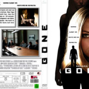 Gone (2012) R2 German Custom Cover & Label