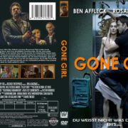 Gone Girl (2014) R2 German Custom Cover & Label