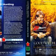 Good Will Hunting (1997) R2 German Cover & Label