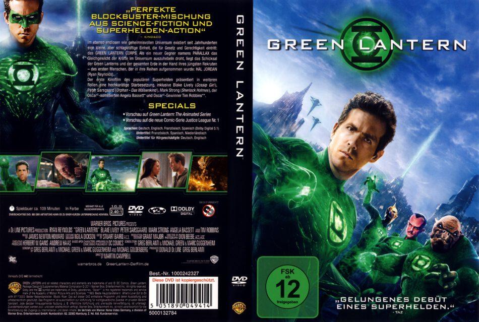 Green Lantern Deutsch