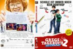 Gregs Tagebuch 2 – Gibts Probleme (2011) R2 German Custom Cover & Label