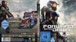 Halo 4 – Forward Unto Dawn (2012) R2 German Custom Blu-Ray Cover & Label