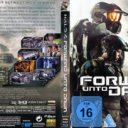 Halo 4 – Forward Unto Dawn (2012) R2 German Custom Blu-Ray Cover & Label