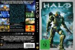 Halo Legends (2010) R2 German Custom Cover & Label