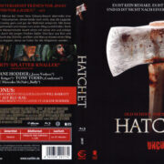 Hatchet (2006) R2 German Custom Blu-Ray Cover