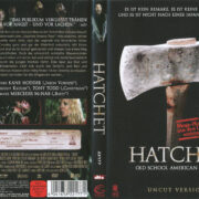 Hatchet (2006) R2 German Cover & Label