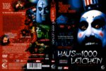 Haus der 1000 Leichen (2003) R2 German Cover & Label
