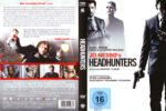 Headhunters (2011) R2 German Cover & Label