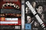 Criminal Minds Staffel 11 (2015) R2 German Custom Cover & Labels
