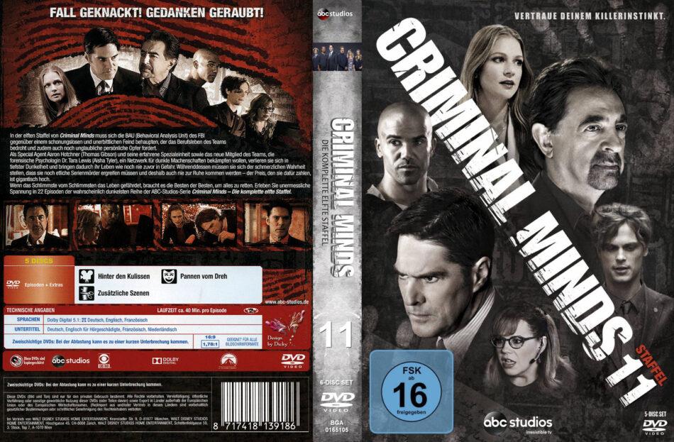 Criminal Minds Staffel 11 Deutsch
